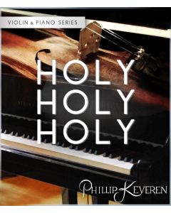 Holy Holy Holy - Violin & Piano
