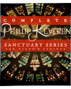 Sanctuary for Piano & Strings - Complete Series
